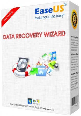 EaseUS Data Recovery Wizard 9.9.0 Professional / Technician / AdvancedPE + Rus