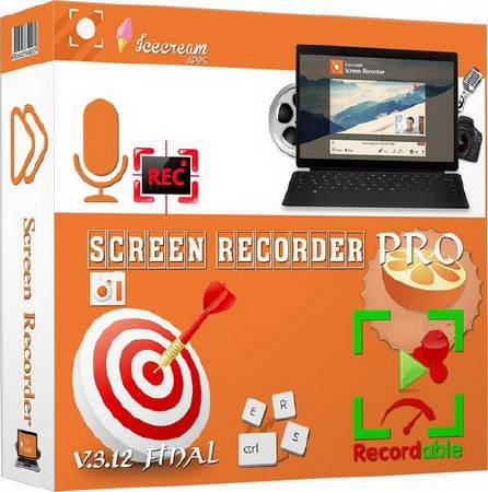 Icecream Screen Recorder PRO 3.12 Final (ML/RUS)