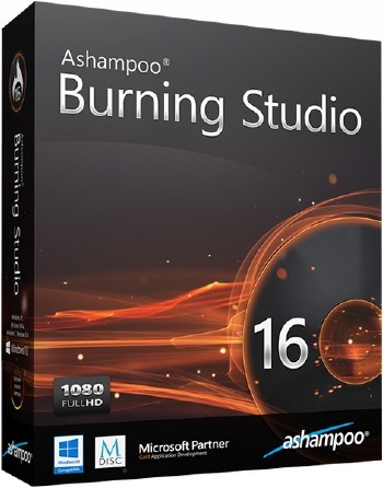 Ashampoo Burning Studio 16.0.6.23 Final ML/RUS