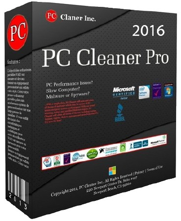 PC Cleaner Pro 2016 14.0.16.1.27 Portable MULTI/Rus
