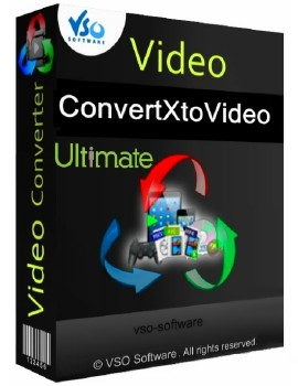 VSO ConvertXtoVideo Ultimate 2.0.0.5 Final ML/RUS