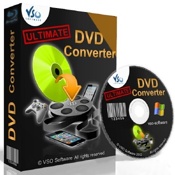 VSO DVD Converter Ultimate 4.0.0.5 Final ML/RUS