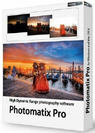 HDRsoft Photomatix Pro 5.1.2 Final ENG
