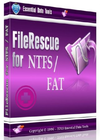 FileRescue for NTFS / FAT 4.14 Build 221 ML/RUS