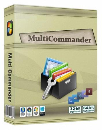 Multi Commander 6.4.1 Build 2225 - файловый менеджер