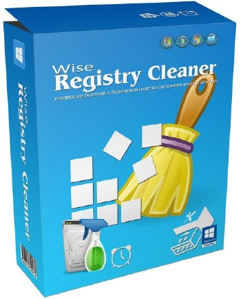 Wise Registry Cleaner 9.24 Build 597 + Portable ML/RUS