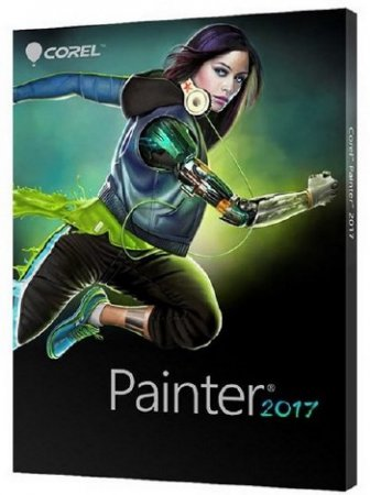Corel Painter 2017 16.1.0.456 ML/ENG