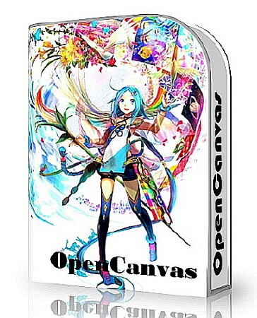 OpenCanvas 6.2.04 Portable (Ml/Rus/2016)