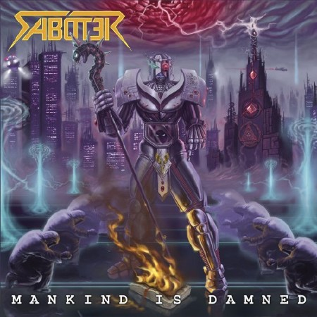 Saboter - Mankind Is Damned (2016)