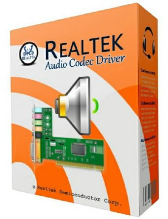 Realtek High Definition Audio Drivers 6.0.1.8018 WHQL ML/RUS