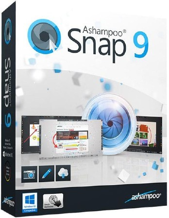 Ashampoo Snap 9.0.5 (2017/Multi) RePack and portable by Pilot