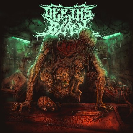 Depths Of Black - Ascension Through Dissection (2017)