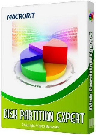 Macrorit Disk Partition Expert 4.3.1 Unlimited Edition Portable Ml/Rus
