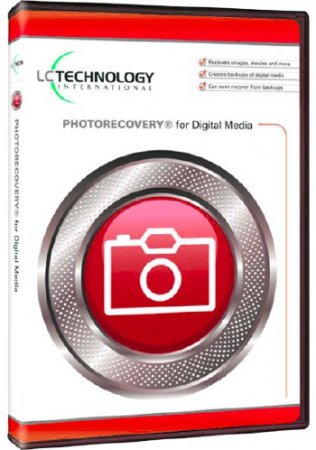 LC Technology PHOTORECOVERY 2017 Professional 5.1.5.2 ML/RUS