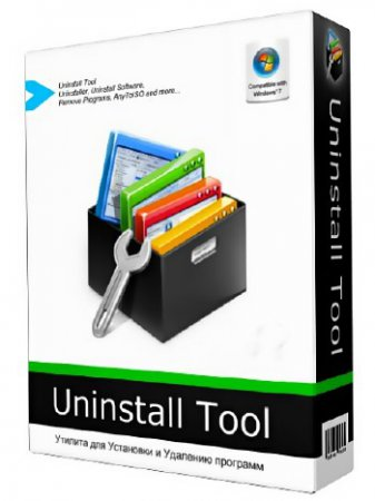 Uninstall Tool 3.5.2 Build 5556 Final + Portable ML/RUS