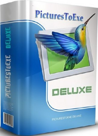 PicturesToExe Deluxe 9.0.1 ML/RUS