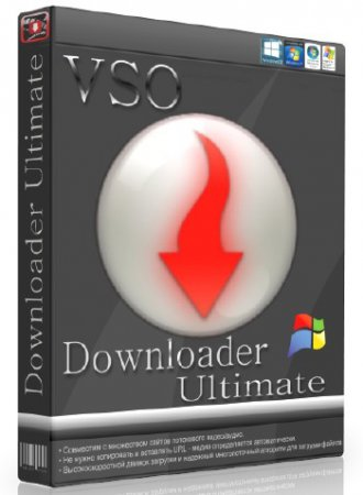 VSO Downloader Ultimate 5.0.1.24 ML/RUS