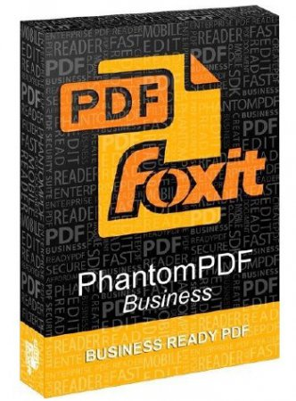 Foxit PhantomPDF Business 8.2.1.6871 ML/RUS