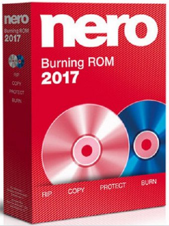 Nero Burning ROM & Nero Express 2017 18.0.19000 RePack by MKN RUS/ENG