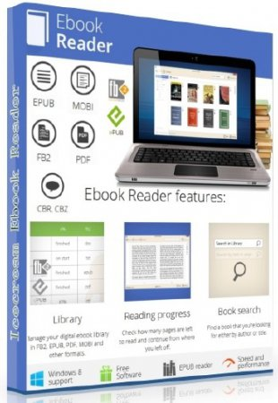 Icecream Ebook Reader Pro 4.52 ML/RUS