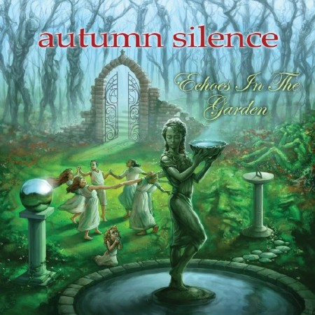 Autumn Silence - Echoes In The Garden (2017)