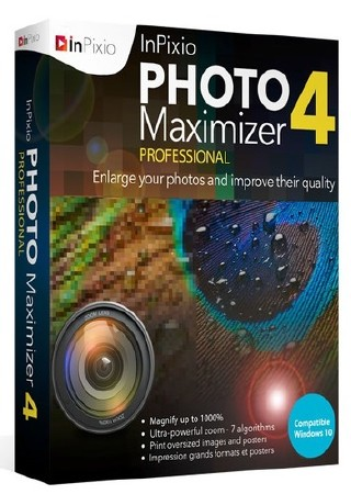 InPixio Photo Maximizer 4.0.6288 Portable ML/RUS/2017