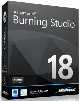Ashampoo Burning Studio 18.0.4.15 DC 25.04.2017 ML/RUS
