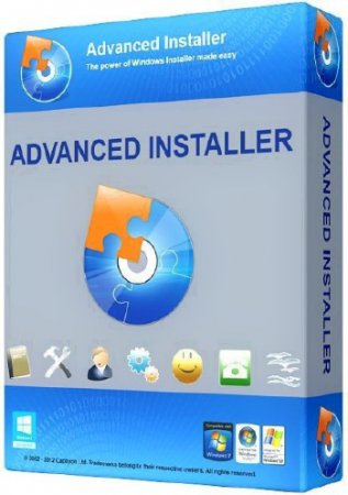 Advanced Installer Architect 13.8.1 Build 77369 ENG