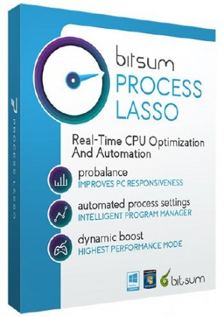 Process Lasso Pro 9.0.0.290 Final ML/RUS