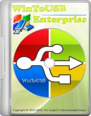 WinToUSB Enterprise 3.6 Release 1 ML/RUS