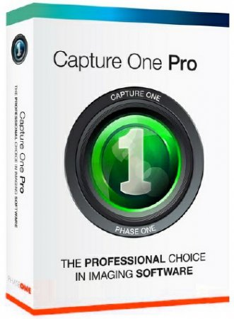Phase One Capture One Pro 10.1.0.161 (x64) ML/RUS