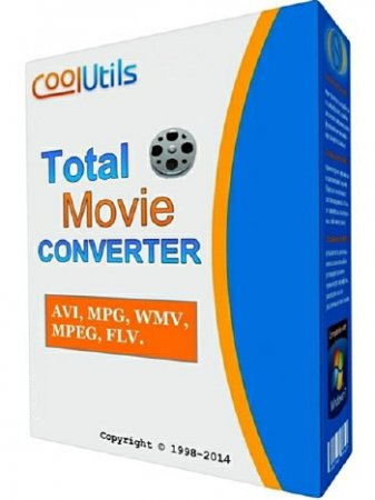 Coolutils Total Movie Converter 4.1.0.26 ML/RUS