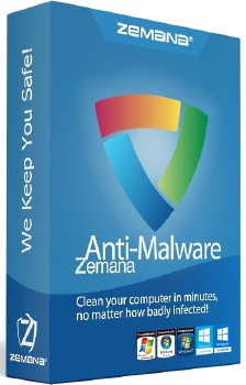 Zemana AntiMalware Premium 2.74.2.76 ML/RUS