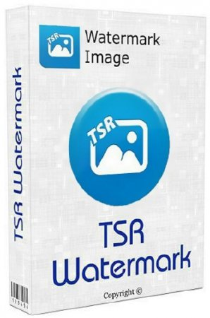 TSR Watermark Image Software Pro 3.5.7.9 + Portable ML/RUS