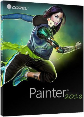 Corel Painter 2018 18.0.0.600 ML/ENG