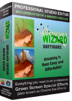 Green Screen Wizard Professional 9.5 DC 16.07.2017 ENG