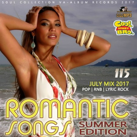 VA - Romantic Songs: Summer Edition (2017)