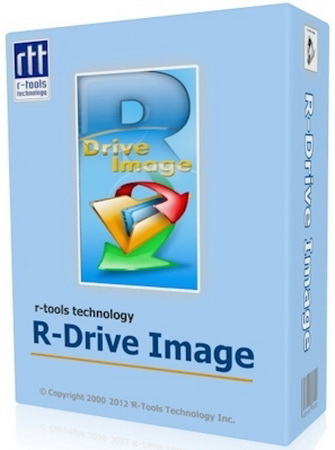 R-Drive Image 6.1 Build 6108 Repack/Portable by TryRooM