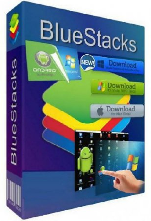 BlueStacks 3.7.18.2302 ML/RUS