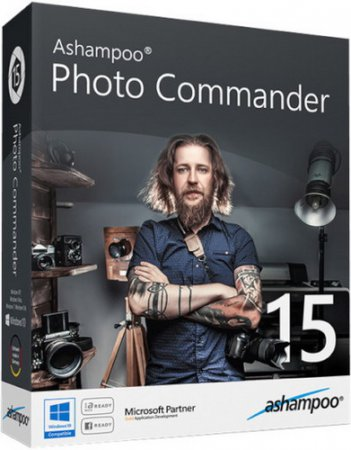 Ashampoo Photo Commander 15.1.0 (2017) RUS RePack TryRooM