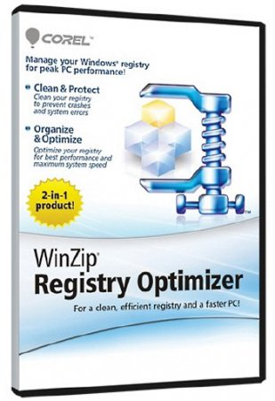 WinZip Registry Optimizer 4.13.0.12 ML/RUS
