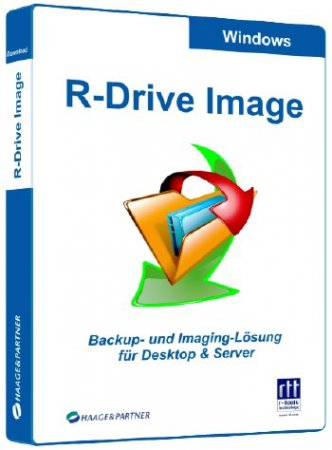 R-Drive Image 6.1 Build 6108 ML/RUS