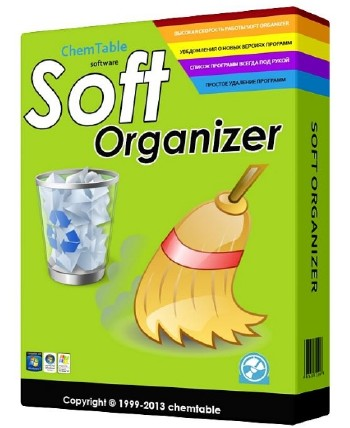 Soft Organizer 6.11 Final ML/RUS