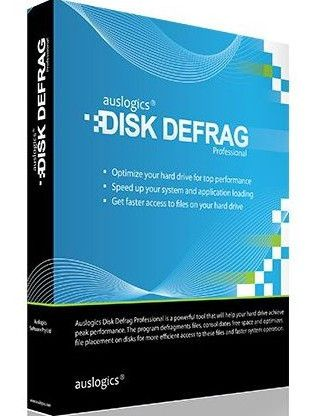 Auslogics Disk Defrag Professional 4.8.2.0 Final (2017) RUS RePack & Portable by D!akov