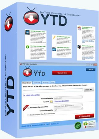 YouTube Video Downloader PRO 5.8.6 (2017) RUS RePack & Portable by вовава