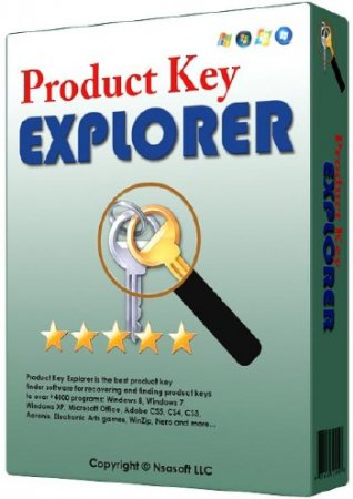 Nsasoft Product Key Explorer 4.0.0.0 ENG