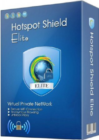 Hotspot Shield VPN Elite 7.20.8 ML/RUS