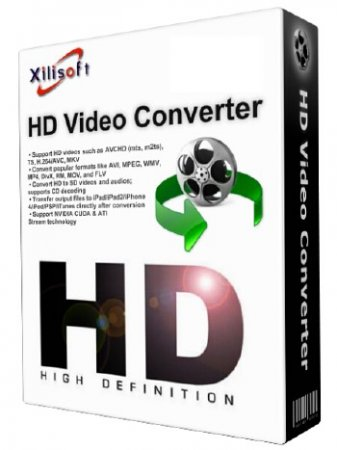 Xilisoft HD Video Converter 7.8.21 Build 20170920 Final + Rus