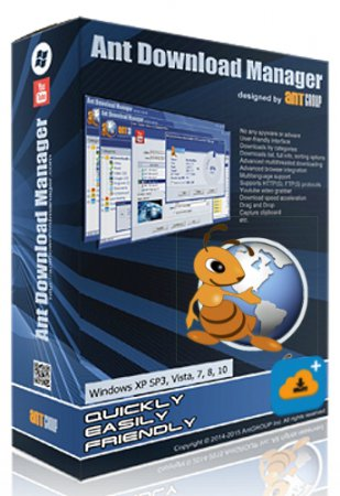 Ant Download Manager Pro 1.6.2 Build 43995 ML/RUS