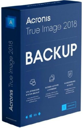 Acronis True Image 2018 Build 9660 Final ML/RUS